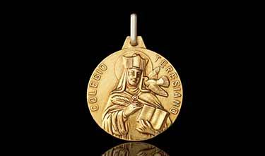 Medalla teresianas