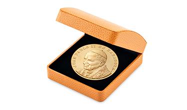 Moneda Papa Juan Pablo II