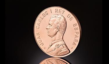Monedas conmemorativas - Rey Juan Carlos